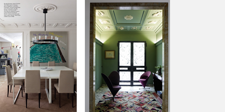 Casa Vogue Brazil - Massimo Bottura Home